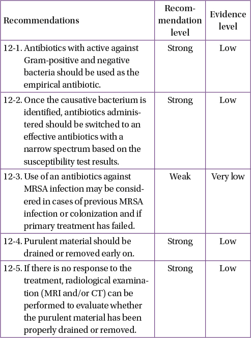 mrsa skin infection treatment guidelines